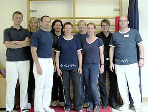 Team der Physiotherapie